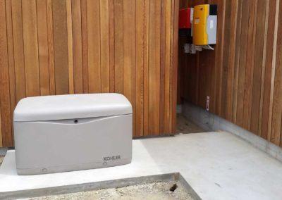 Kohler-gernerator-install